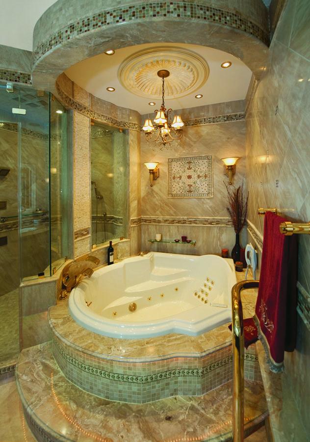 Design blog in site interior design for Master bathroom designs 2012