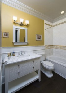 Interior Designers Long Island | Cold Spring Harbor Bathroom