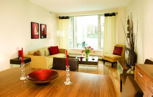 In-Site - 02 - New York Interior Designers - Living Room and Kitchen Design - Contemporary Residential Project