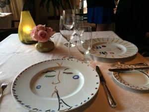 In-Site Interior Design NY blog Picasso plates